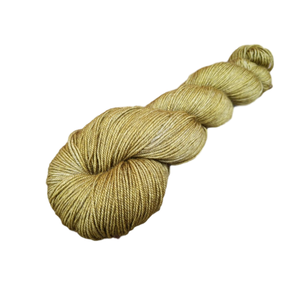 Super Springy Merino - 100g 8 ply Yarn - Luxury Gold
