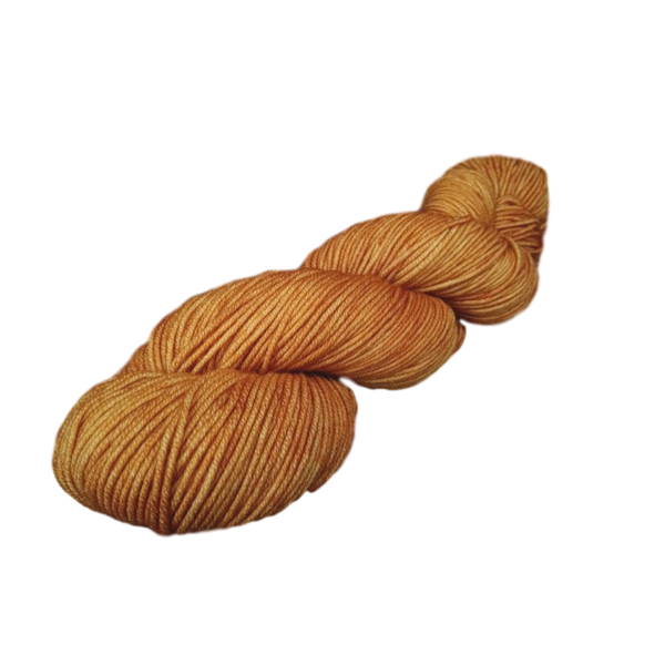 Super Springy Merino - 100g 8 ply Yarn - Luxury Citrine