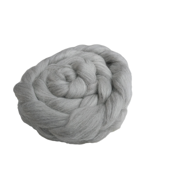 Nimbus - Suri, Alpaca and Merino Blend Combed Top 100g