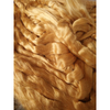 Red Eri Silk Roving 50g