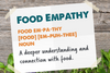 Food Empathy for Kids
