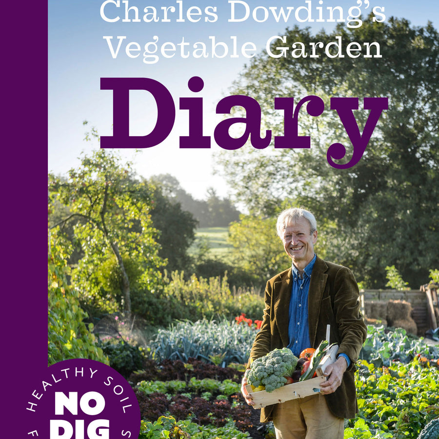 Charles Dowding Vegetable Garden Diary