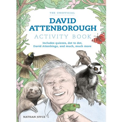 The David Attenborough Activity Book