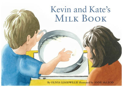 Kevin & Kate Food Adventure Stories