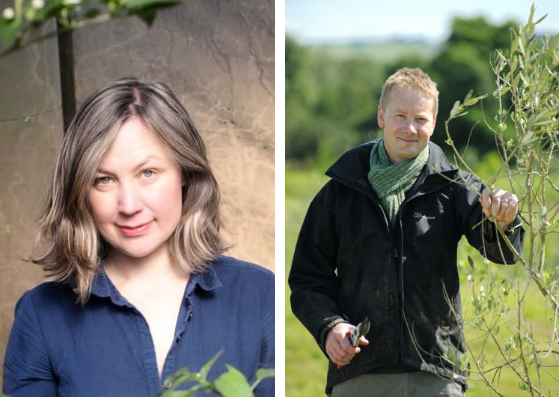 The Ultimate Kitchen Garden- with Mark Diacono & Lia Leendertz (September 7th)