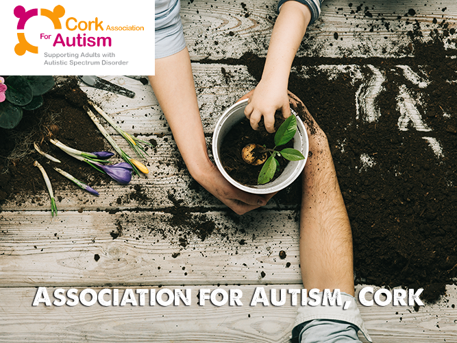 Using Social & Therapeutic Horticulture with Children and Young People, April 13th & 14th (Cork Association for Autism)