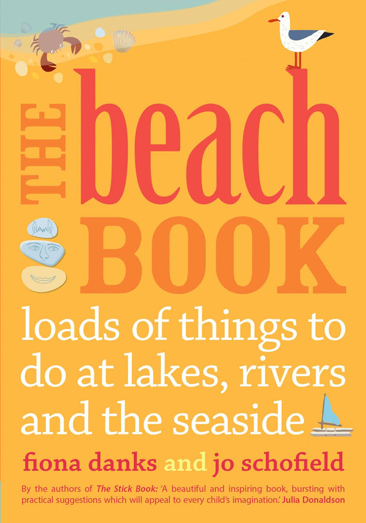 The Beach Book by Fiona Danks and Jo Schofield