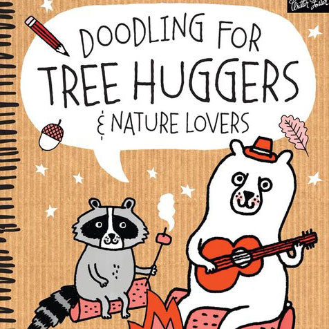 Doodling for Tree Huggers by Gemma Correl