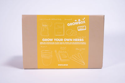 Growing Herbs GROWBox