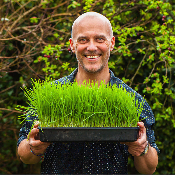 Sprouting & Microgreens with Juicie Jim: Saturday 12th May 2018
