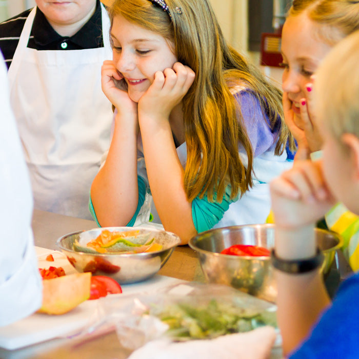 Monthly Junior Cookery Club