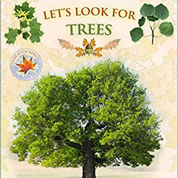 Let's look for Trees by Andrea Charlotte Pinnington