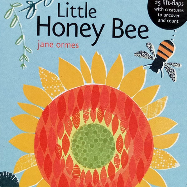 Little Honey Bee by Jane Orms
