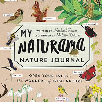 My Naturama Nature Journal by Michael Fewer