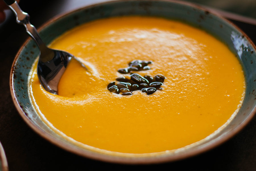 Soups & Broths (October)