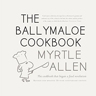 The Ballymaloe Cookbook by Myrtle Allen