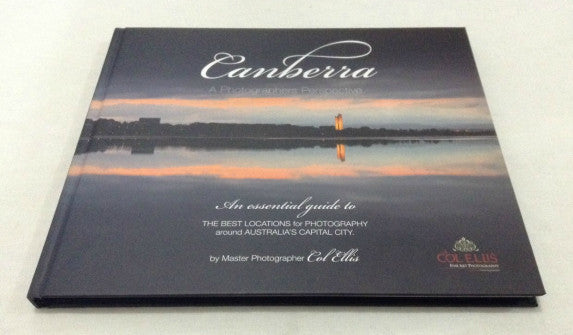 'Canberra- A Photographers Perspective' book is here!