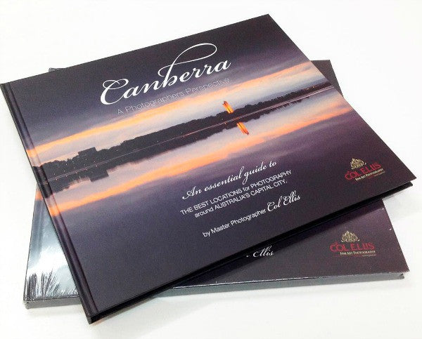 A new book - 'Canberra - A Photographers Perspective'