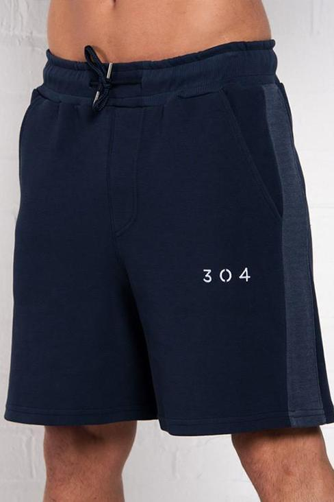 304 CLOTHING SHORTS 304 CLOTHING Griffon Waffle Shorts Navy