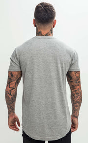 ENUKI LONDON T SHIRTS Enuki -Brand Carrier T-Shirt (Grey)