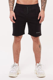 GOOD FOR NOTHING SHORTS GOOD FOR NOTHING Future Black Shorts