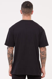 GOOD FOR NOTHING T-SHIRTS S GOOD FOR NOTHING Future Oversized Black T-shirt