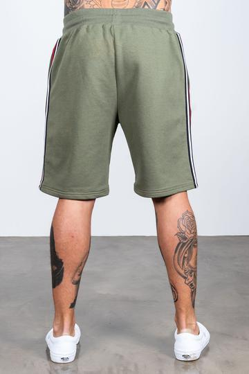 HEARTBREAKER CLUB SHORTS HEARTBREAKER CLUB Men's Brigade Shorts in Khaki