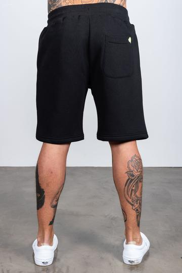 HEARTBREAKER CLUB SHORTS HEARTBREAKER CLUB Men's Swift Shorts in Black
