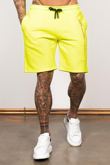 HEARTBREAKER CLUB SHORTS HEARTBREAKER CLUB Men's Swift Shorts in Yellow