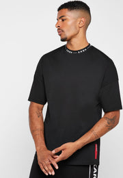 KRBN INDUSTRIES T-SHIRTS KRBN DISTRICT TEE MEN BLACK
