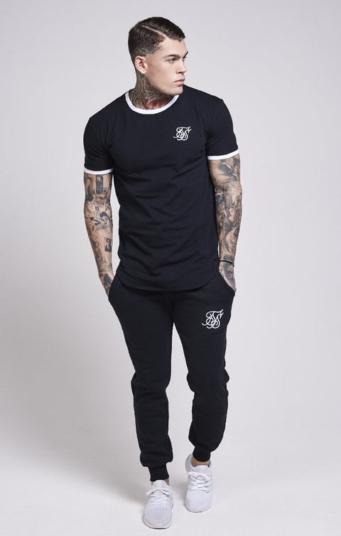 SIK SILK JOGGING PANTS SikSilk Standard Jogger - Navy