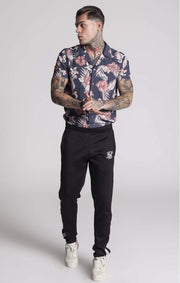 SIK SILK SHIRTS SikSilk  S/S Resort Shirt – Hazey Daze