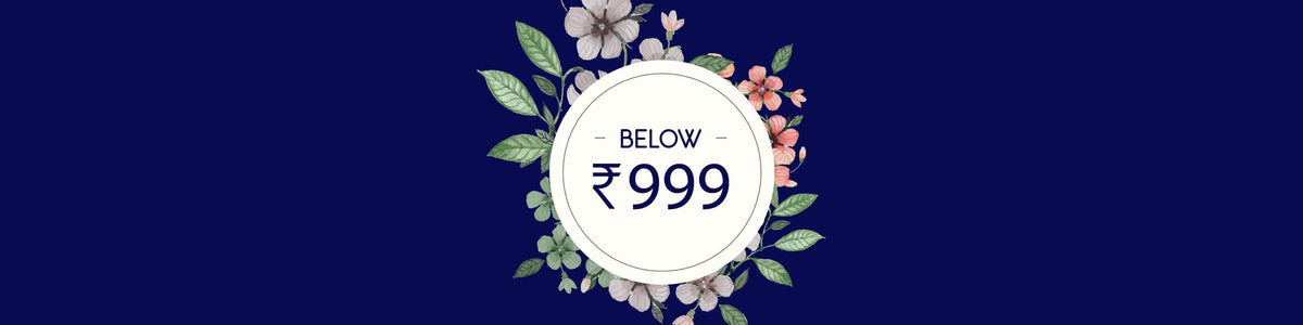 Below Rs.999