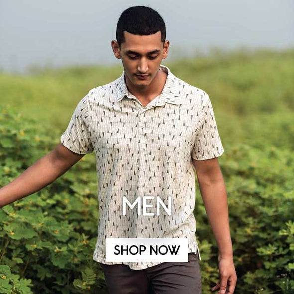 ba6c413f Cottonworld: Readymade Natural Cotton & Linen Clothes in India