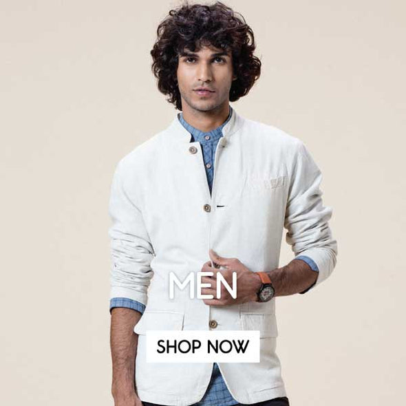 competitive price 77aef 3fc27 Cottonworld: Readymade Natural Cotton & Linen Clothes in India