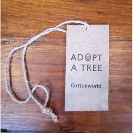 Cottonworld Reuse and Recycle
