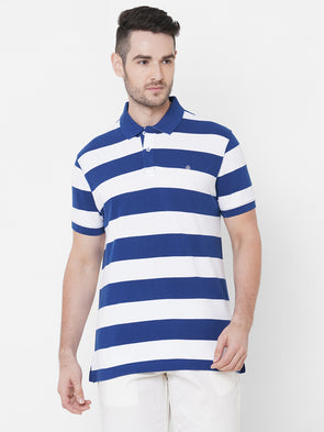 Men's Cotton Royal Regular Fit Tshirt Cottonworld Men's Tshirts