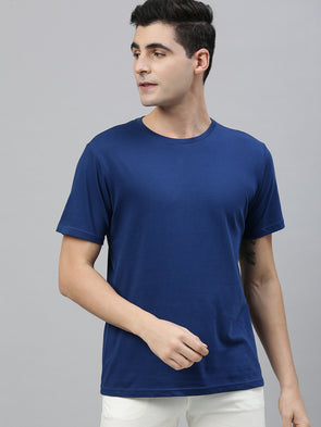 Men's Cotton Royal Regular Fit Tshirt Cottonworld Men's Tshirt
