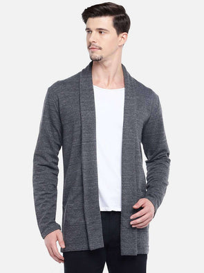 Men's Cotton Black Regular Fit Jacket Cottonworld Men's Jackets