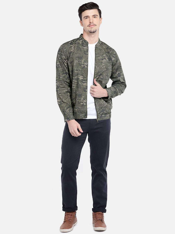 Men's Cotton Forest Slim Fit Jackets Cottonworld Men's Jackets