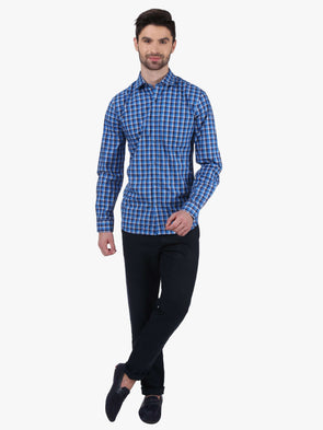 Cottonworld Men's Shirts MEN'S 100% COTTON ROYAL REGULAR FIT SHIRTS