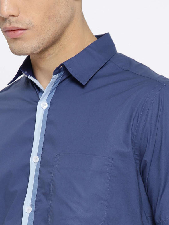 Cottonworld Men's Shirts MEN'S 100% COTTON ROYAL SLIM FIT SHIRTS