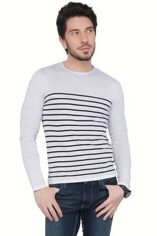 Cottonworld Men's Sweaters Men Casual Full Sleeve Sweater
