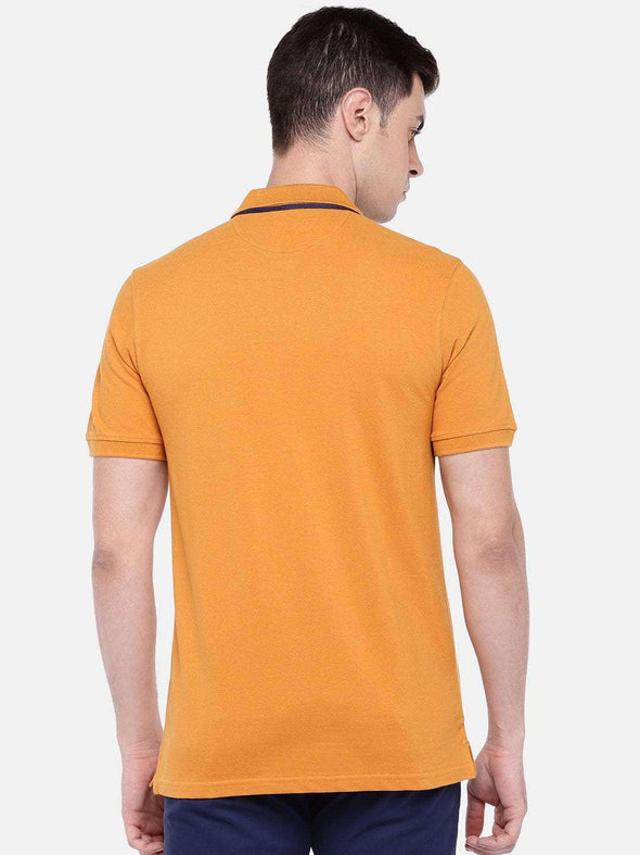 Men's Cotton Elastane Desert Regular Fit Tshirt Cottonworld Men's Tshirts