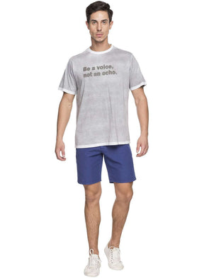 Cottonworld Men's Tshirts MEN'S 100% COTTON SAND TSHIRT