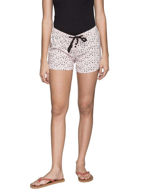 Cottonworld Women's Boxers WOMEN'S 100% COTTON PEACH BOXERS