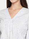 Women's Cotton Sky Regular Fit Blouse Cottonworld Women's Tops