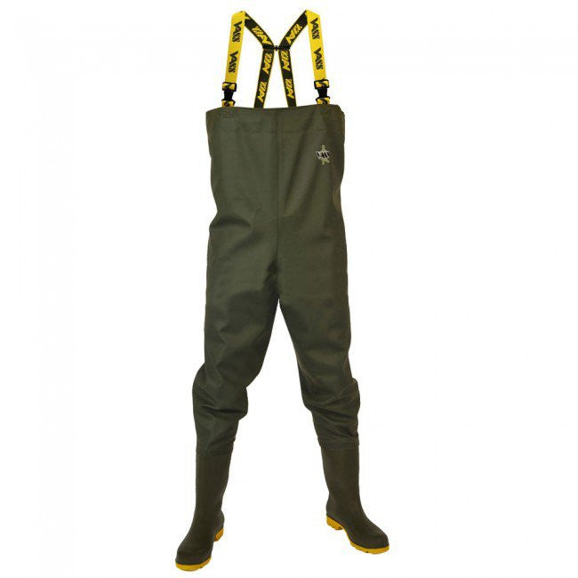 Vass-Tex 700E Nova Heavy Duty PVC Chest Wader - Vale Royal Angling Centre