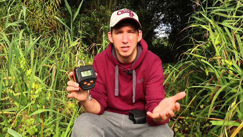 Fox Digital Scales - Vale Royal Angling Centre