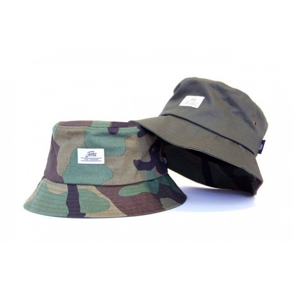 Fortis Bucket Hats - Vale Royal Angling Centre